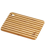 Island Bamboo Honey Stripe Mini Cutting Board