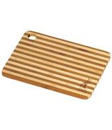 Island Bamboo Honey Stripe Mini Cutting Board