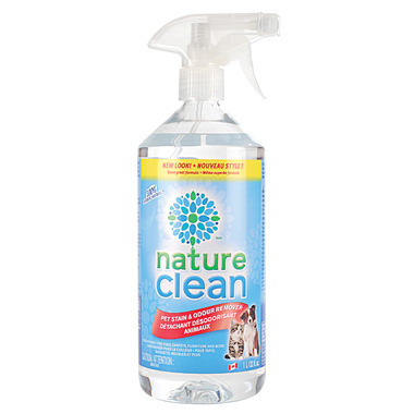 Nature Clean Pet Stain & Odour Remover