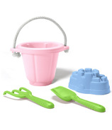 Green Toys Sand Play Set Pink