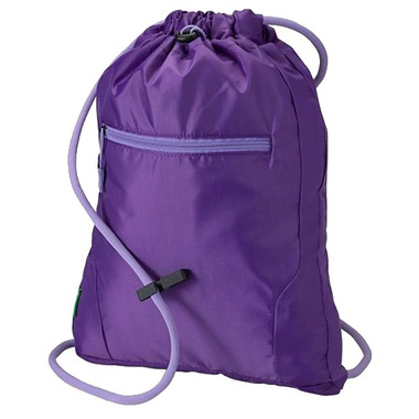 Gaiam Kids Yoga Mat Bag Purple