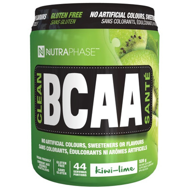 Nutraphase Clean BCAA Kiwi-Lime