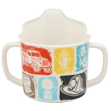 Sugarbooger Sippy Cup Firetruck