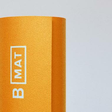 B Yoga B MAT Everyday Saffron