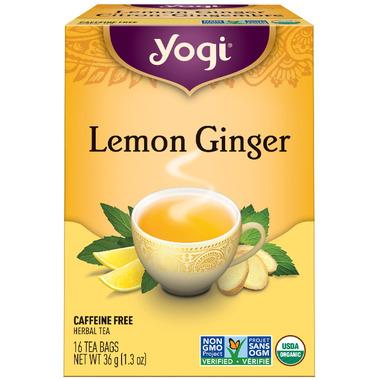 Yogi Tea Lemon Ginger Tea