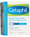 Cetaphil Gentle Cleansing Bar 3 Pack