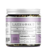 Lake & Oak Tea Co. Ashwagandha + Chill Jarred Tea