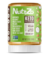 NuttZo Keto Nut & Seed Butter Crunchy
