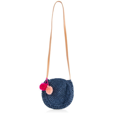 Shiraleah Rio Cross-Body Bag Navy