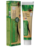 Bentodent Bentonite Cardamom And Betel Leaf Toothpaste