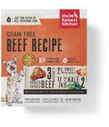 The Honest Kitchen Grain Free Beef Dog Food Recipe
