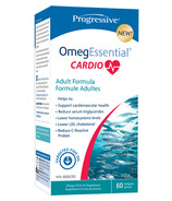 Progressive OmegEssential Cardio Targeted Fish Oil