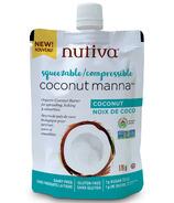 Nutiva Coconut Manna Original