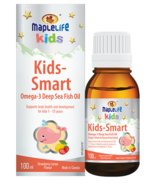 MapleLife Liquid Omega-3 Fish Oil for Kids