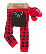 ZOOCCHINI Crawler Legging/Sock Set Bosley the Bear