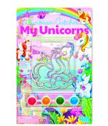 4M Unicorn Sunbeam Catcher 4 Pack