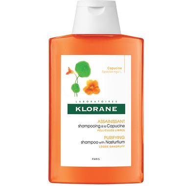 Klorane Shampoo With Nasturtium Extract Loose Dandruff