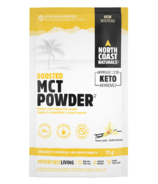 North Coast Naturals Boosted MCT Powder French Vanilla