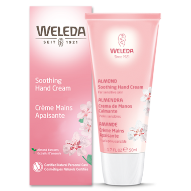 Weleda Almond Soothing Hand Cream