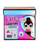 L.O.L. Surprise Furniture with Doll BB Auto Shop & Spice