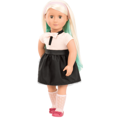 Our Generation Amya Deco Doll