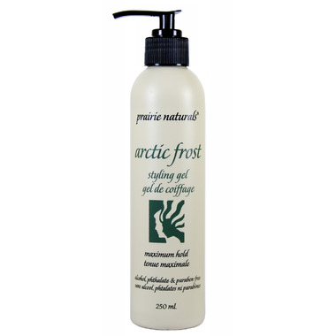 Prairie Naturals Arctic Frost Maximum Hold Styling Gel