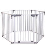 Dreambaby Royale Converta 3-in-1 Play-Pen Gate White