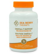 Sea Berry Therapy Sea Buckthorn Omega-7 Support
