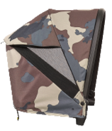 Veer Custom Retractable Canopy Camo