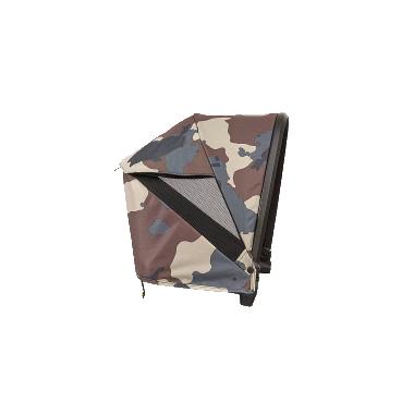 Veer Custom Retractable Canopy Camo