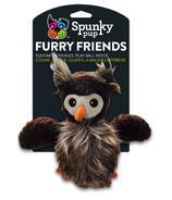 Spunky Pup Furry Friends Owl