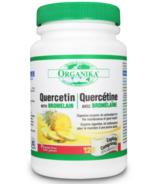 Organika Quercetin with Bromelain