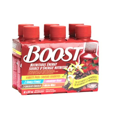 Boost Liquid Drink