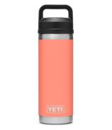 YETI Rambler Bottle Chug Coral