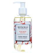 Moncillo Liquid Hand Soap Rose Musk