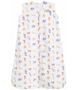 Halo Innovations Sleepsack Wearable Blanket Jungle Cotton