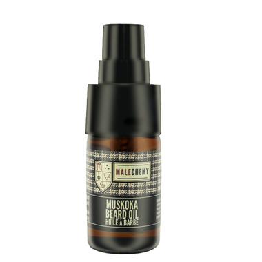 Cocoon Apothecary Malechemy Muskoka Beard Oil