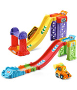 VTech Go! Go! Smart Wheels 3-in-1 Launch & Go Raceway