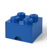 LEGO Storage Drawer 4 Blue