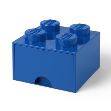 LEGO Storage Drawer 4 Blue