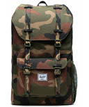 Herschel Supply Herschel Little America Backpack Youth Woodland Camo