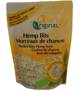 Gold Top Organics Hemp Bits