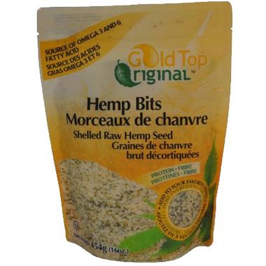 Gold Top Organics Hemp Bits