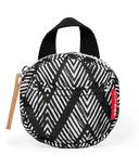 Skip Hop Grab & Go Pacifier Pocket Zig Zag Zebra