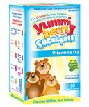Yummi Bears Sugar Free Vitamin D3