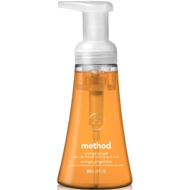Method Foaming Hand Wash Orange Ginger