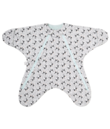 Tommee Tippee Traveltime Starsuit Reversible Baby Wrap 2.5 TOG Panda