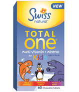 Swiss Natural Total One Kids Multi-Vitamin & Mineral