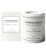 Mabrook & Co. Travel Kit Eucalyptus & Spice