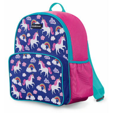 Crocodile Creek Rainbow Unicorn Backpack